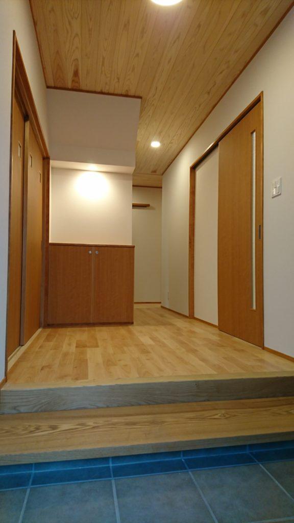 倉敷市リフォーム工事Y様邸完成画像